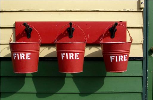 Brand! Beperk de impact ervan voor uw onderneming